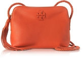 Tory Burch Taylor Pebble Leather Camera Bag