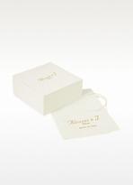 Alcozer & J Glass Pearl Ring