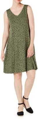 Style&Co. Style & Co. Petite Cross-Back A-Line Dress
