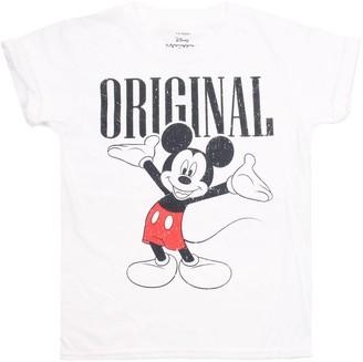 Disney Girl's Mickey Mouse Original T-Shirt
