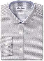 Robert Graham Men's Slim Fit Neat Print Dress Shirt