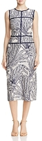 Lafayette 148 New York Damaris Printed Dress