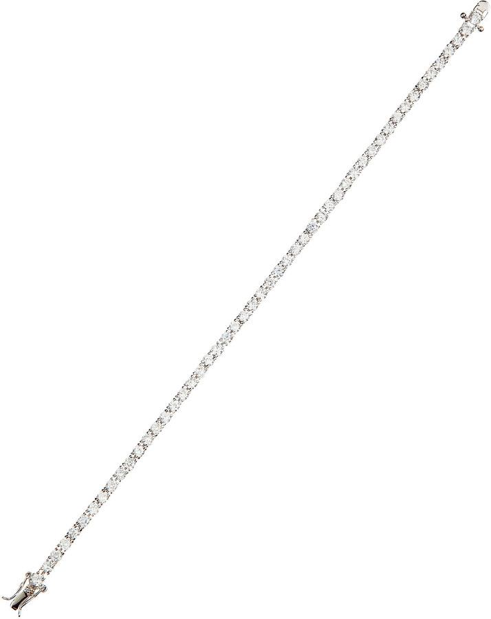 Kenneth Jay Lane CZ by Cubic Zirconia Tennis Bracelet