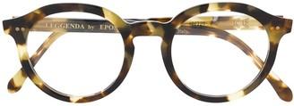 Epos Golem round frame glasses