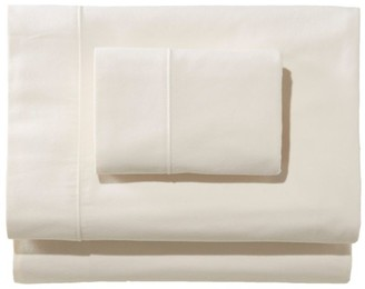 L.L. Bean Heritage Chamois Flannel Sheet Collection