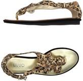 Liu Jo Toe strap sandals - Item 11143443