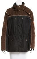 Bogner Embroidered Hooded Jacket