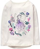 Gymboree Forest Fairy Tee