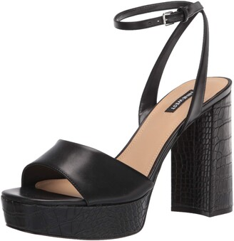 Nine West Women's WNZENNA3 Platform