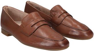 Paul Green Bonnie Leather Flat