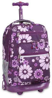 "J World Sundance 20"" Rolling Laptop Backpack"