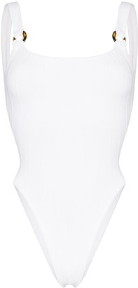 Hunza G Nile Domino swimsuit