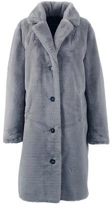 Oakwood Cyber Grey Coat - Small