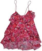 La Perla Pink Silk Top for Women