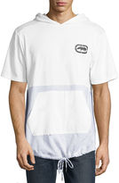 Ecko Unlimited Unltd Short Sleeve Hooded Neck T-Shirt