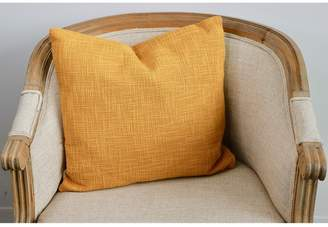 Ya-Ya & Co. Ambar Mustard Pillow