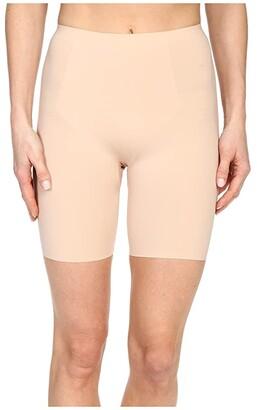 Spanx Thinstincts Mid-Thigh Short (Soft Nude) Women's Underwear