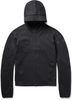 Nike ACG Cotton-Blend Tech Fleece Zip-Up Hoodie
