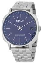 Nixon Regent II Stainless Steel Watch