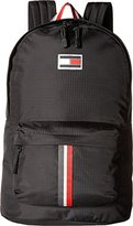 Tommy Hilfiger Th Sport Eyelets-Ripstop Nylon Backpack