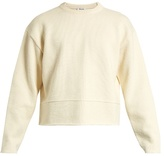 Acne Studios Kenn Dropped-shoulder Cotton-blend Sweater