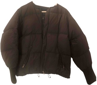 Peak Performance Green Cotton Jacket for Women