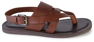 Kenneth Cole New York Ideal Leather Sandals