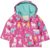 Hatley Baby Girls' Classic Printed Raincoat