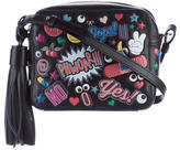 Anya Hindmarch All Over Stickers Crossbody Bag