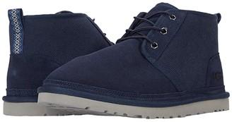 UGG Neumel Corduroy (Dark Sapphire) Men's Shoes