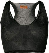 Missoni sleeveless cropped top