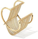 Jenny Bird Women's 14ct Gold Plated Fallingwater Cuff