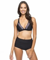 Athena Cabana Solids High Waist Bikini Bottom