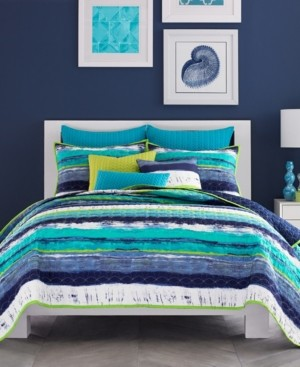 J Queen New York J by J Queen Cordoba Twin Quilt Bedding
