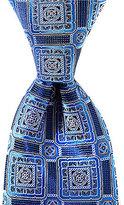 Daniel Cremieux Big Square Traditional Silk Tie