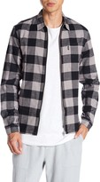 Wesc Nick's Check Long Sleeve Shirt