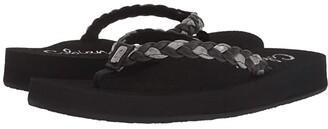 Cobian Heavenly (Black) Women's Sandals