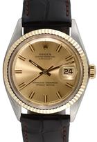Rolex Vintage Two-Tone Datejust Chronometer Watch, 36mm