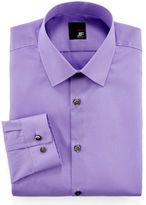 Jf J.Ferrar JF Slim-Fit Easy-Care Dress Shirt-Big & Tall