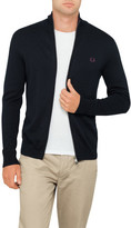 Fred Perry Classic Cotton Zip Cardigan