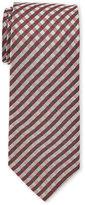 Ben Sherman Gingham Silk Tie