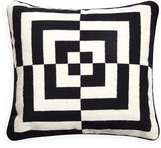 Jonathan Adler Op Art Square Pillow