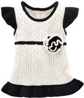 Mud Pie Baby-girls Infant Diva Cable ...