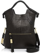 Foley + Corinna Essential City Python-Embossed Tote
