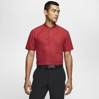 Nike Men's Golf Polo Dri-FIT Tiger Woods