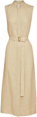 BONDI BORN Sleeveless Linen Tunic