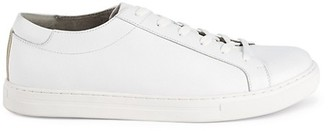 Kenneth Cole New York Design Leather Platform Sneakers