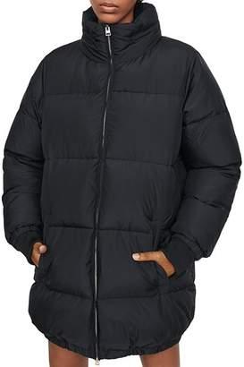 Maje Griskille Puffer Coat