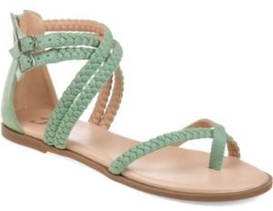 Journee Collection Women's Comfort Imogen Sandals Women's Shoes