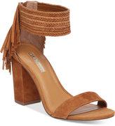 BCBGeneration Calizi Block-Heel Sandals